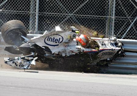 Kubica Canada Formula 1 2007