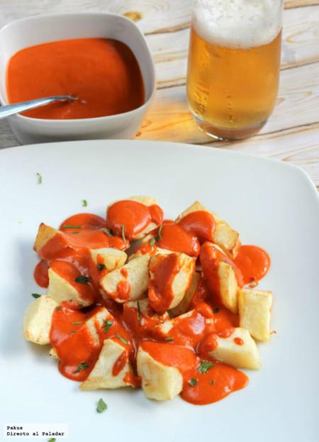 La receta definitiva de las patatas bravas