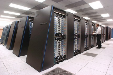 Aquasar supercomputador