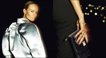 Louis Vuitton, colección crucero 2009 con Natasha Poly, tercera