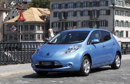 El Nissan Leaf alcanza las 1.000 unidades en Noruega