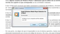 Microsoft crea una extensión para que Chrome soporte vídeos H.264 en HTML5