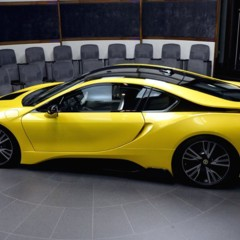 Foto 10 de 16 de la galería bmw-i8-amarillo en Motorpasión