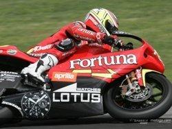GP España en Jerez: libres del viernes en 250