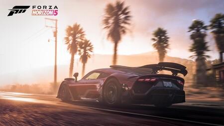 Forza Horizon 5 Mercedes Amg One 2