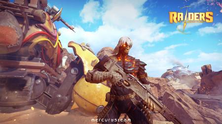 Raiders of the Broken Planet ya cuenta desde hoy con su Ultimate Edition con todas sus campañas y varias skins