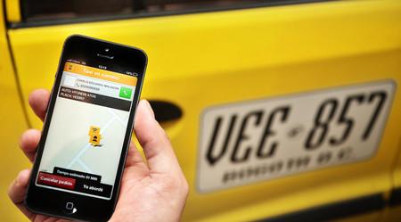Easy Taxi en Colombia