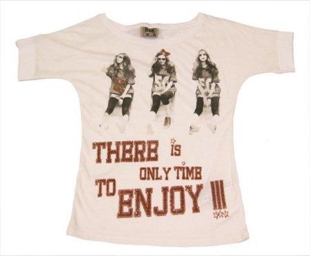 Bershka, camiseta