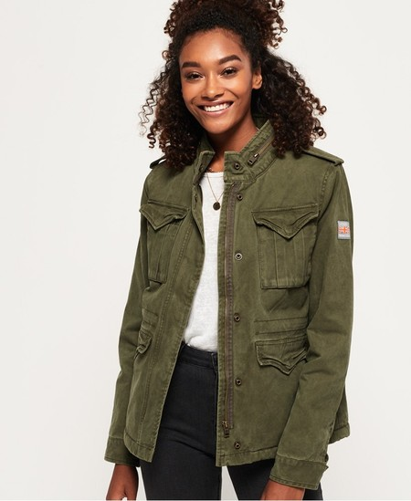 Comprar Chaqueta Militar Mujer 2