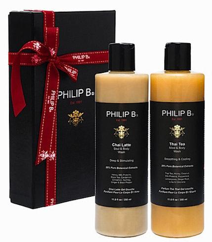 Philip B reinventa la ceremonia del té