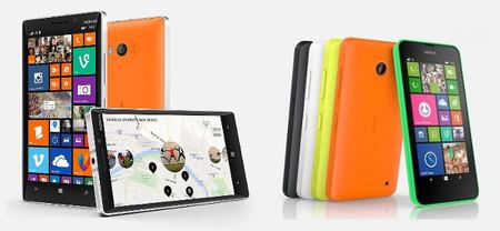 Nokia confirma precios para España del Lumia 930, Lumia 630 y Lumia 635