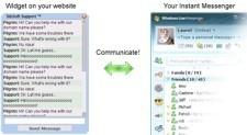 AIMBoo, charlando con los visitantes de nuestra web
