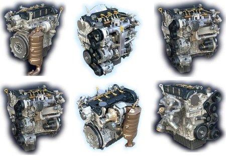 Motores diesel SsangYong