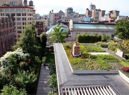 Foto de Casas poco convencionales: un oasis en Nueva York (9/12)