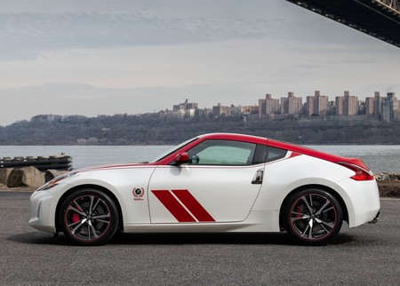 Nissan 370z 50th Anniversary Edition 2020 1600 05