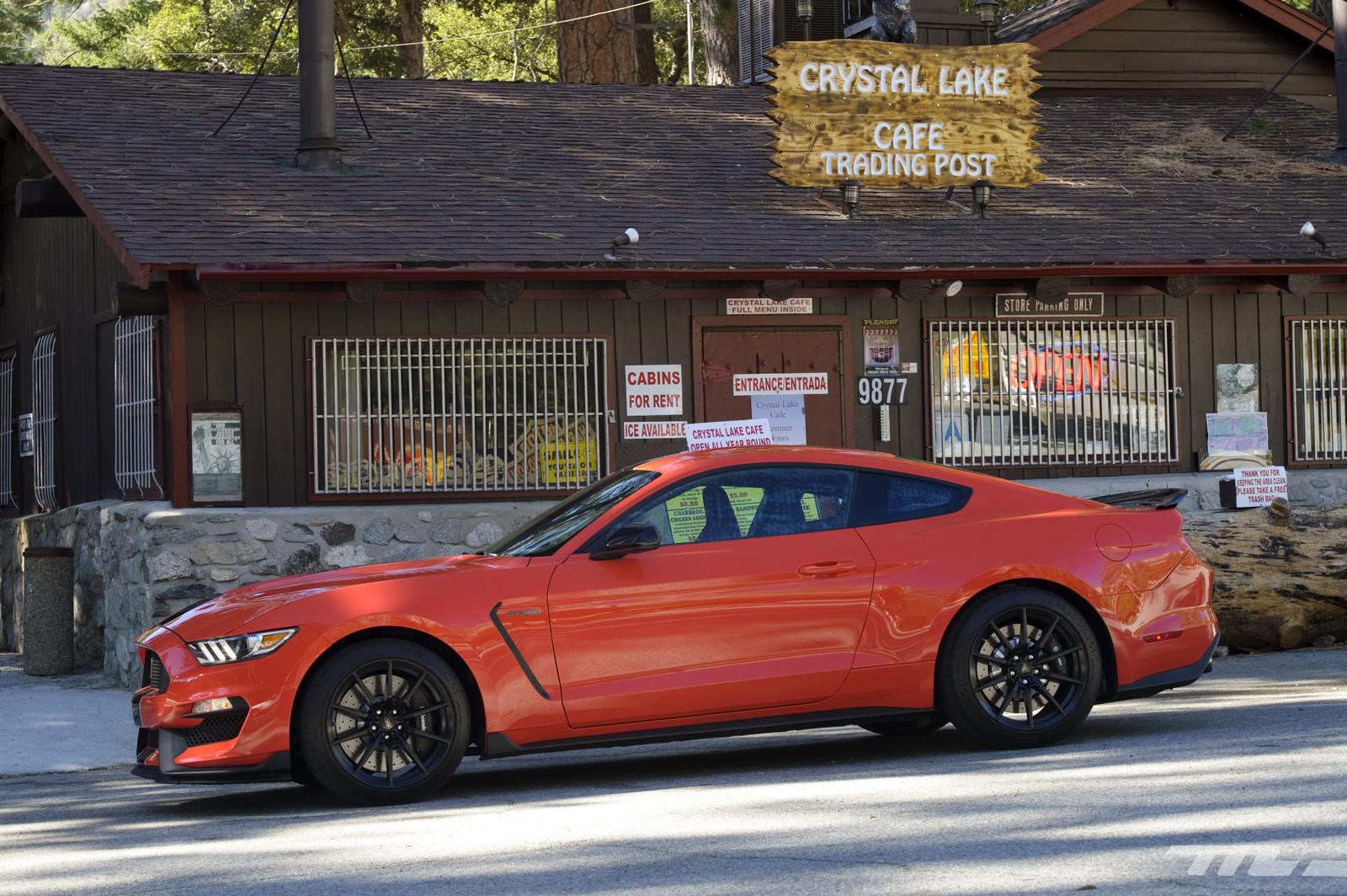 Foto de Ford Mustang Shelby GT350, prueba (9/40)