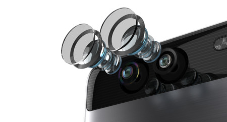Huawei P9 Plus Camara Leica