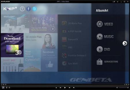 KMPlayer 3.2.0.0 listo para descargar