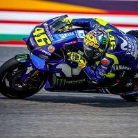 Valentino Rossi confía que los test de MotorLand les ayuden a volver al podio en el GP de Aragón