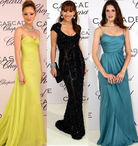 Todas las invitadas a la fiesta de Chopard en Cannes