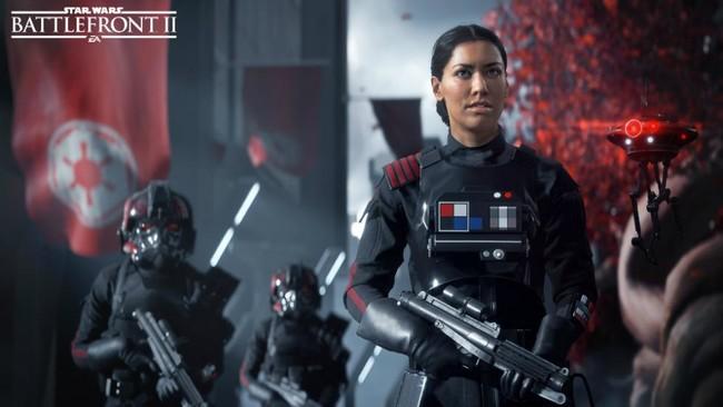 Star Wars Battlefront 2 Iden Versio