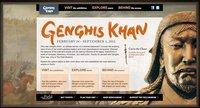 La mayor exposición de la historia sobre Genghis Khan