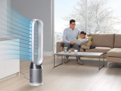 Dyson estrena nuevos ventiladores con funciones avanzadas de purificación del aire
