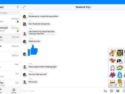 Messenger se actualizar en Windows 10 con mejoras estéticas que buscan mejorar su usabilidad