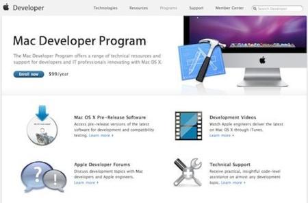 Apple actualiza su centro ADC ofreciendo nuevas licencias para desarolladores