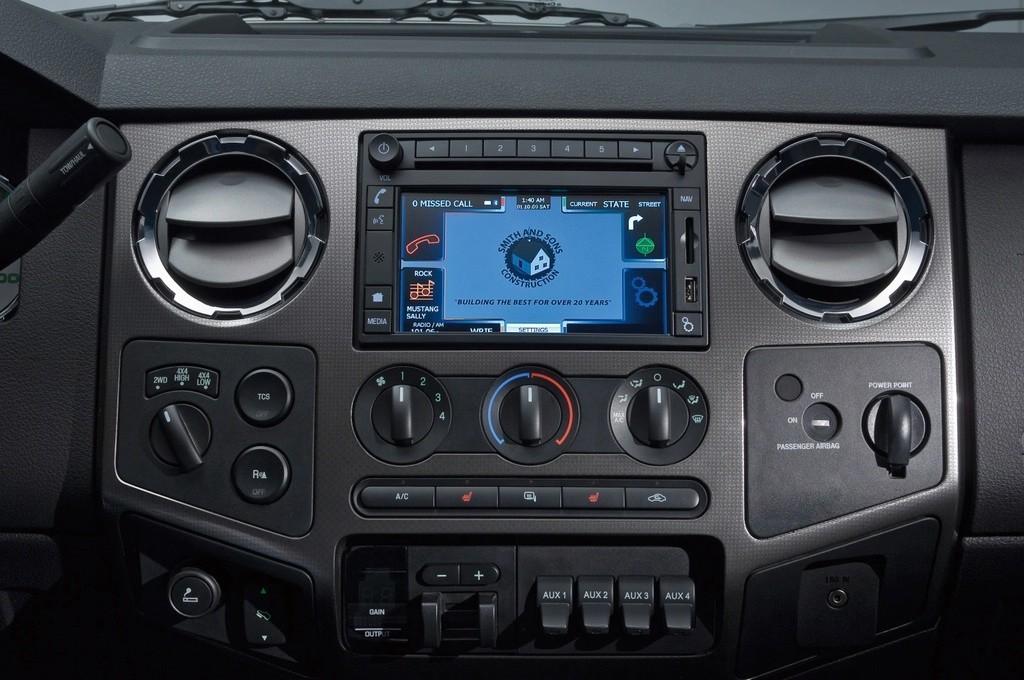 Foto de Ordenador Ford integrado (5/9)