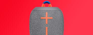 Altavoz portátil Bluetooth Ultimate Ears Wonderboom 2: sonido 360º y batería de 13 horas a 59,90 euros en Amazon, rozando mínimo