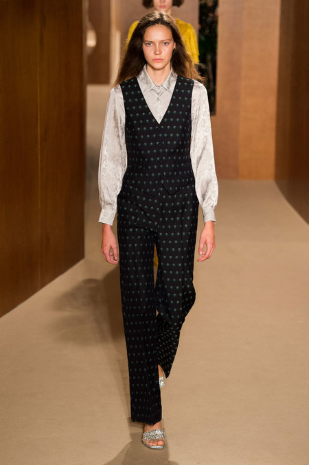 london fashion week alexa chung lfw 2019