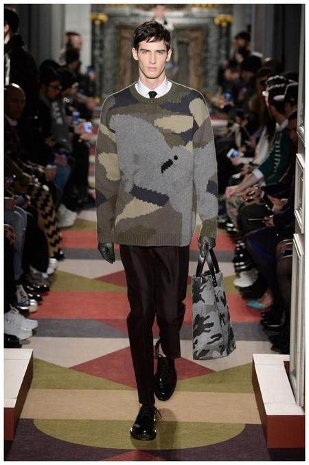 Valentino Men Fall Winter 2015 Menswear Collection 028