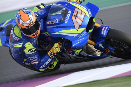 Alex Rins Catar Motogp 2018 2