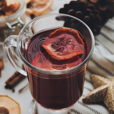 Vino especiado o Mulled wine una bebida muy navideña. Receta fácil