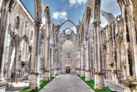 Interior Convento do Carmo