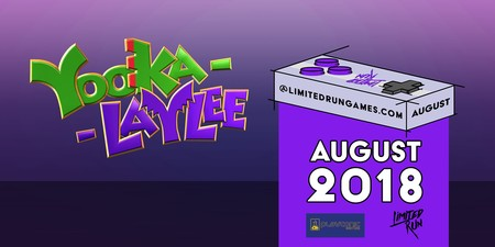 Limited Run Games Yooka Laylee