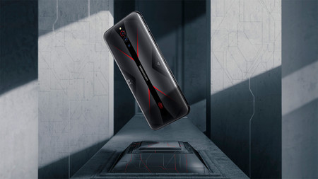 Nubia Redmagic 5g Eclipse Black 1