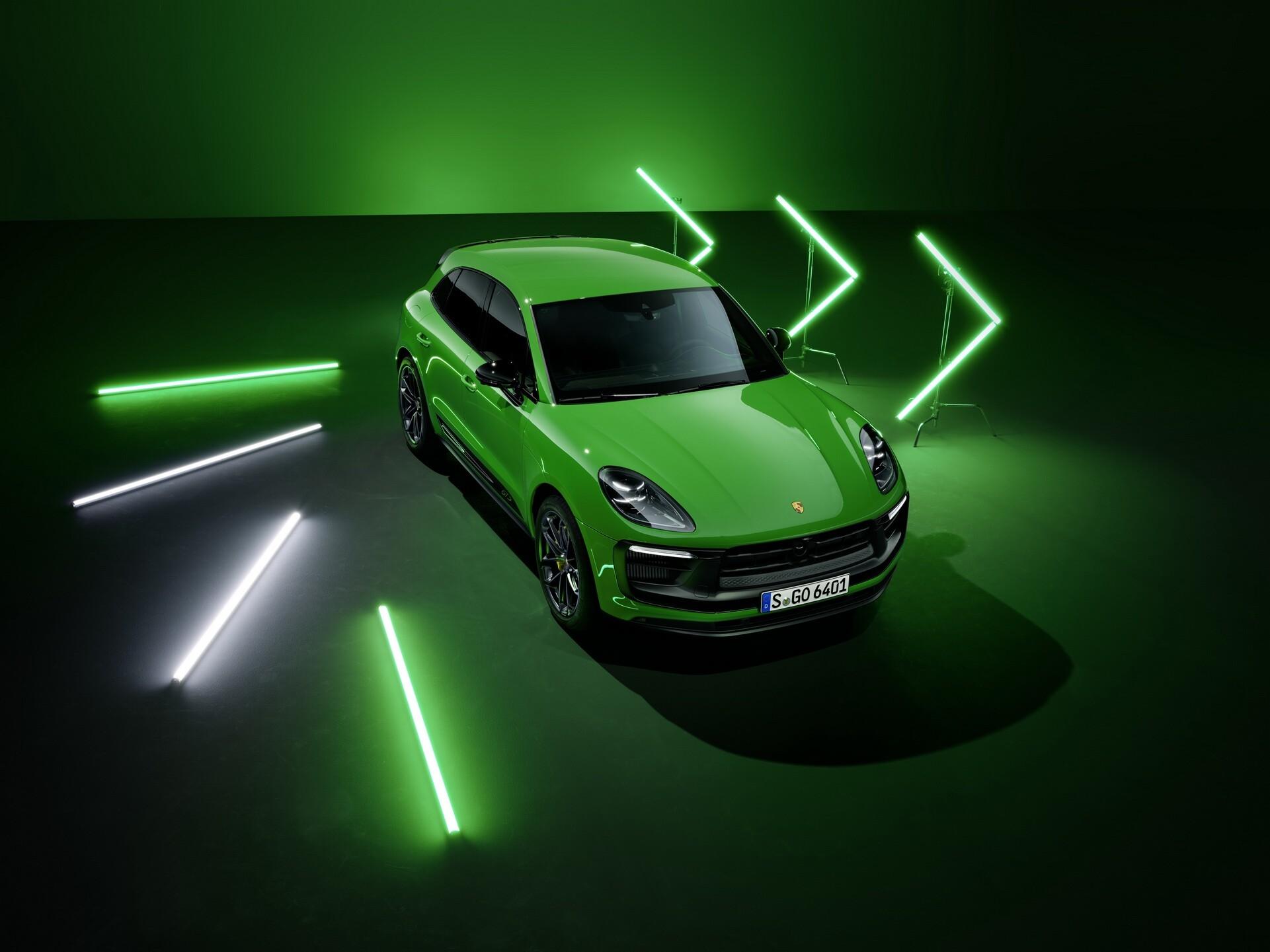 Foto de Porsche Macan 2022 (33/59)