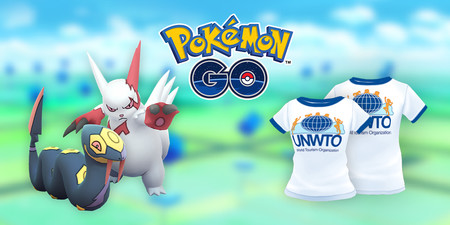 Pokémon GO celebra el día mundial del turismo con un evento especial temporal
