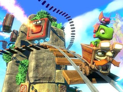 Yooka-Laylee ya tiene fecha de salida, pero la versión de Wii U ha sido cancelada