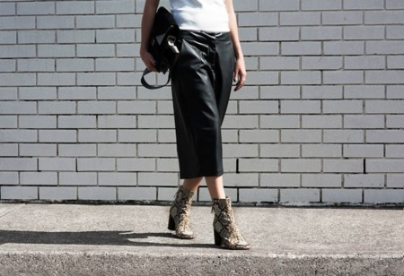 Isabel Marant Snake Sin Boots Oracle Fox