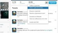 Desde ahora podemos tener más listas en Twitter y más cuentas en ellas