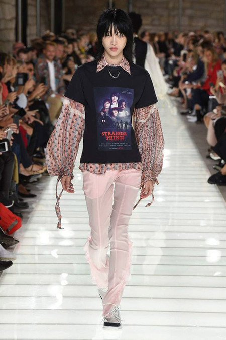 Camiseta Stranger Things De Louis Vuitton 8413 620x930