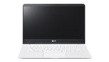 El peso pluma de los portátiles de LG llega a España, así es el LG Slimbook