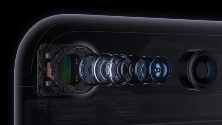 iPhone 7 lentes