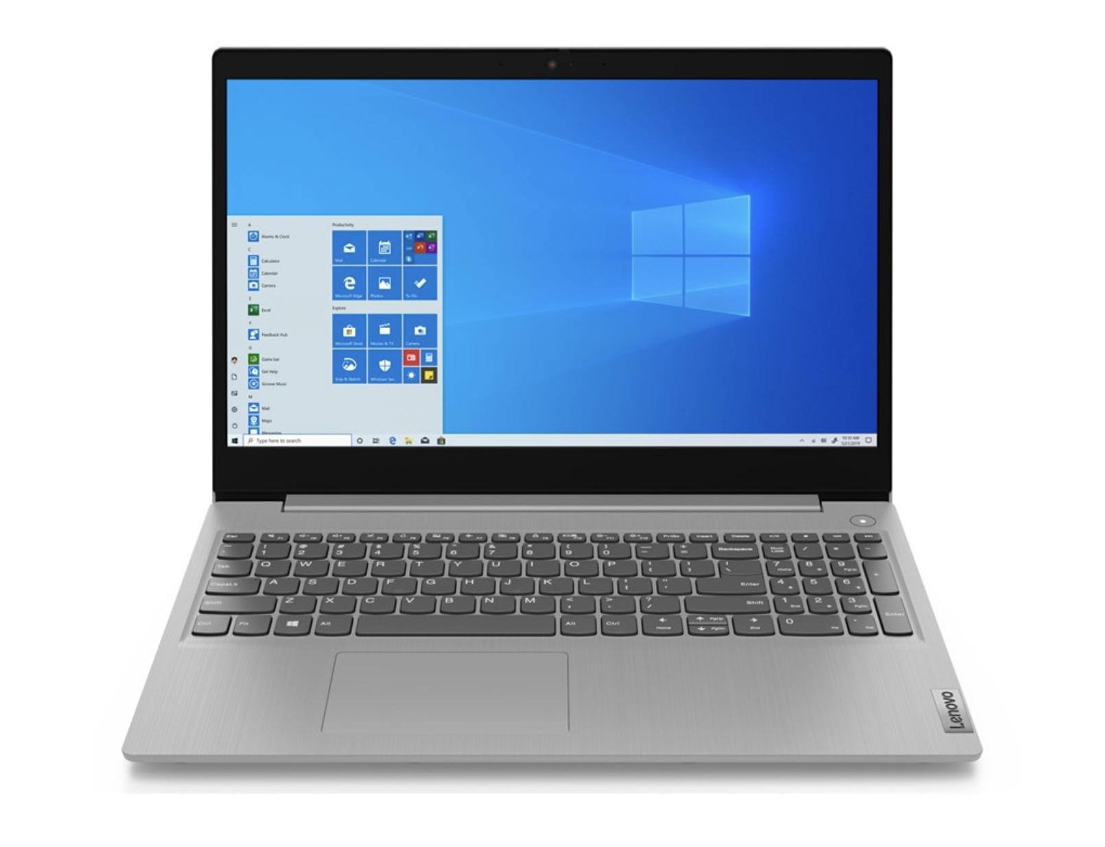 Portátil Lenovo IdeaPad 3 15ADA05, AMD Ryzen 3, 8GB, 512GB SSD