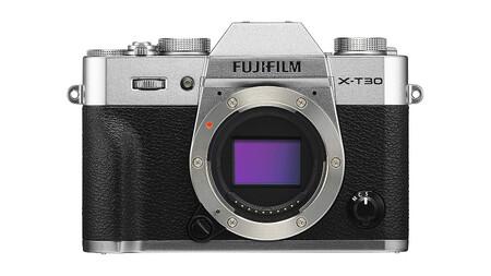 Fujifilm X T30 Body Silver