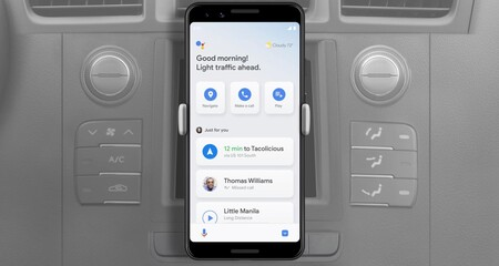 Android Auto Drive Mode