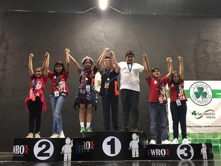 Estos son los ganadores del WRO México que nos representarán en el WRO Costa Rica del 10 al 12 de noviembre